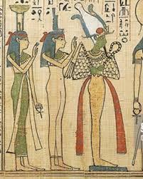 Isis Nephyths Osiris