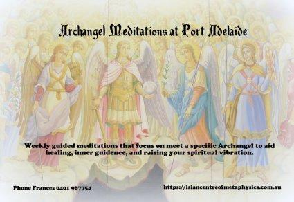 PA Angel meditations