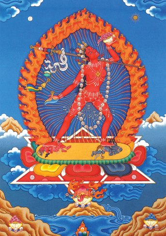 Vajrayogini – the Essence of All Buddhas – Isian Centre of