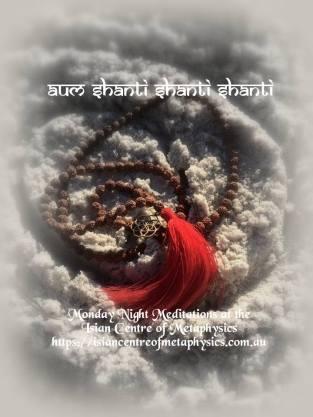 ICM shanti mantra