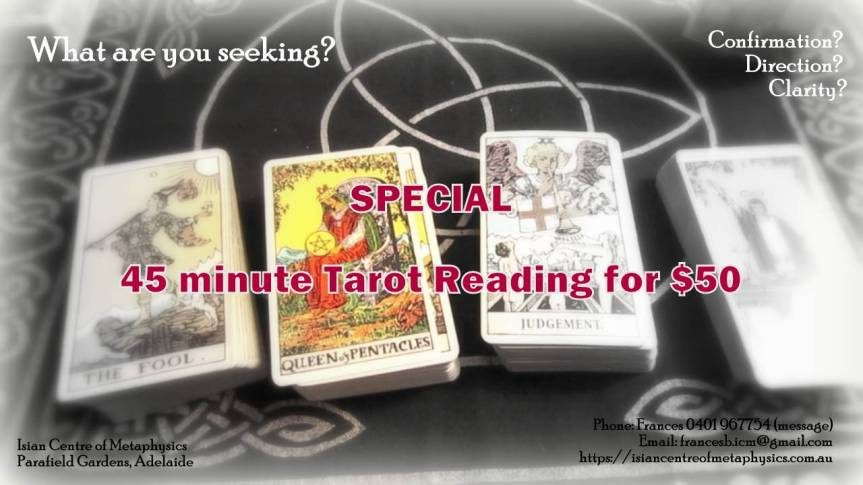 tarot readings discount