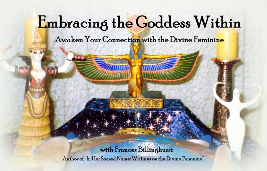ICM Embracing the Goddess Within